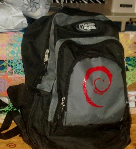 Bagpack Debian
