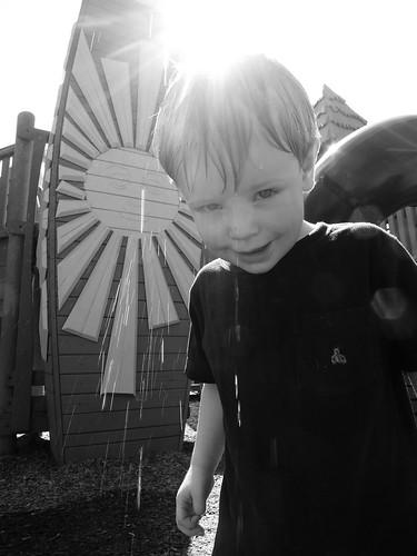 Sprinkler and Sunshine