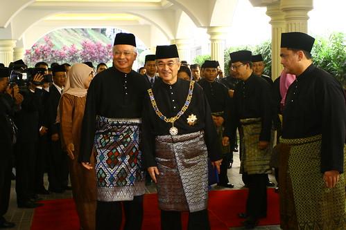 Becoming Prime Minister by Najib Razak.