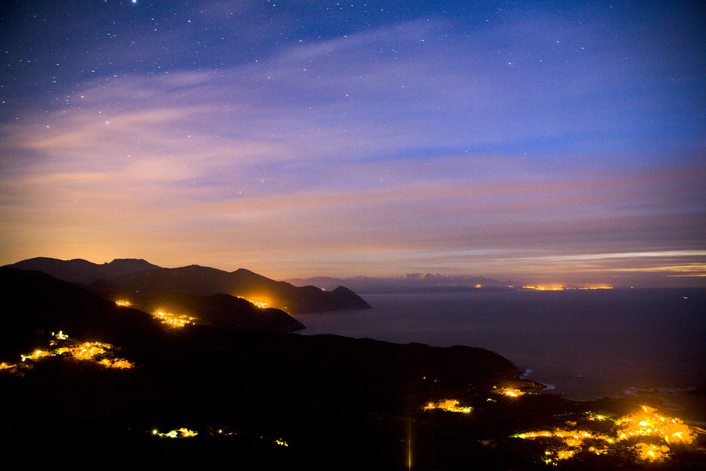 Cap Corse Sunset