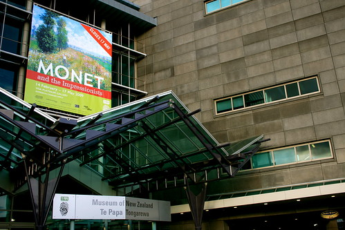 Saturday: Monet Exhibition