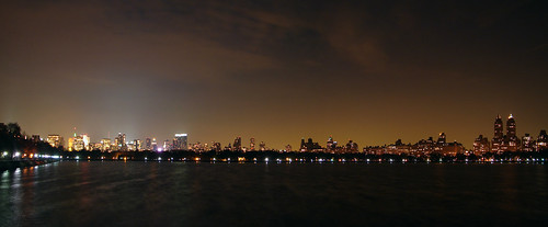 [PANORAMA] NYC from The Reservoir