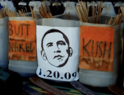 Barack Obama Incense