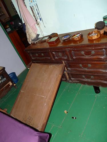 Earthquake, Placencia