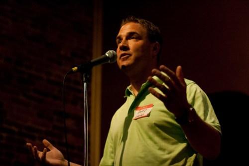 David Jennings - npost demo event