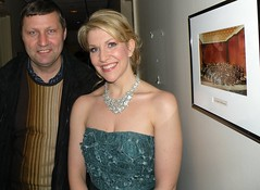 Together with Joyce diDonato