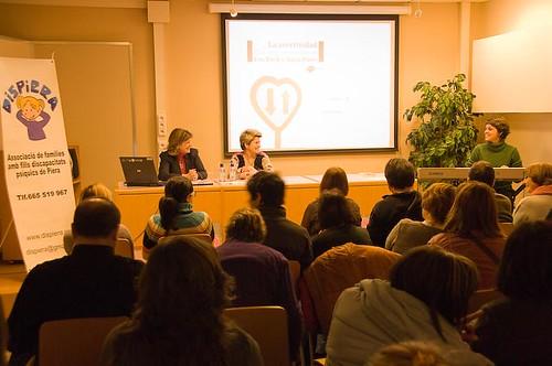 Presentación de La asertividad en Piera, enero 2009