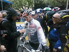Floyd Landis in San Jose Team OUCH