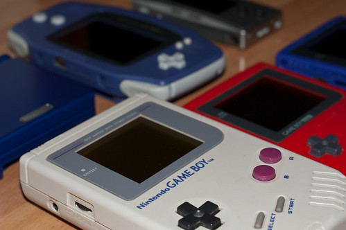 Familia Gameboy (II)