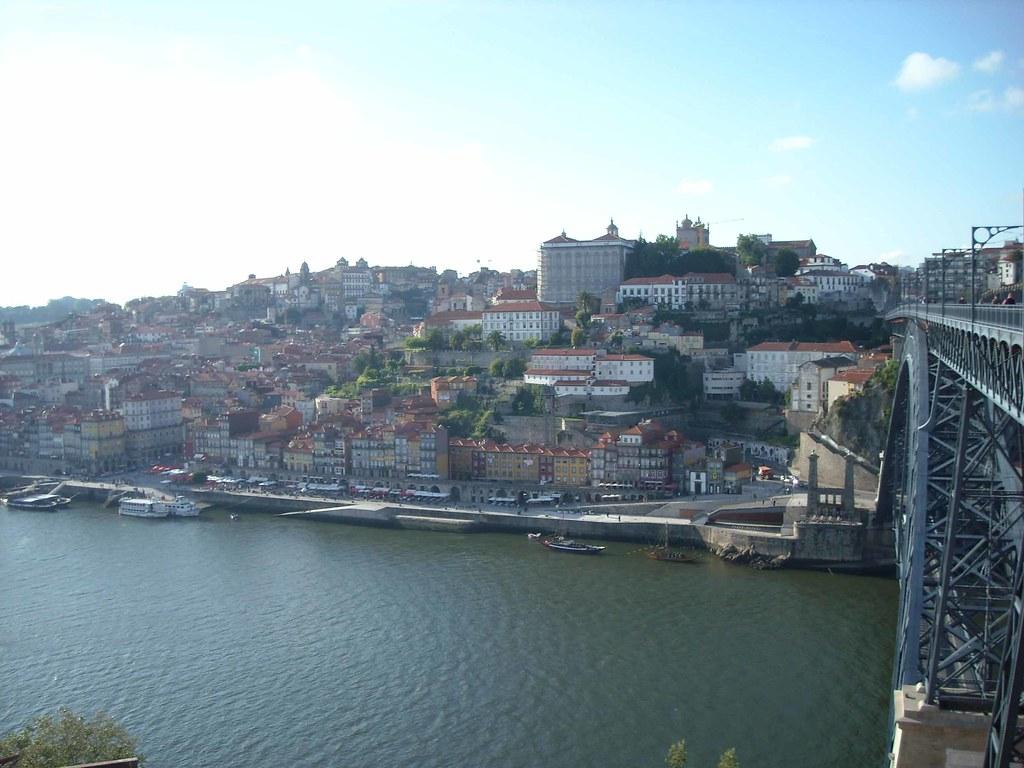 A Ribeira (desde Vilanova de Gaia)