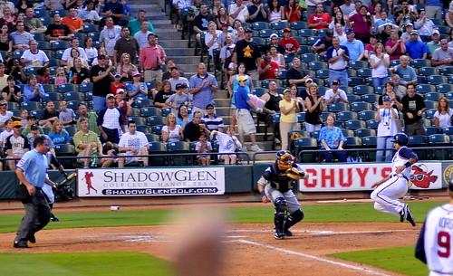 minor league ball