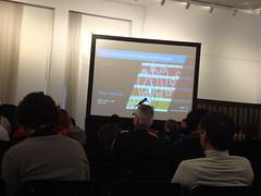 Caroline Hummels' presentation at CHI09