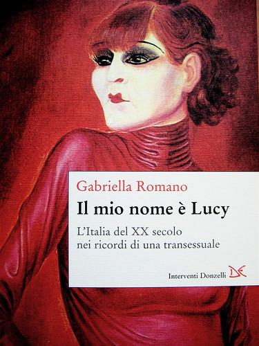 Gabriella Romano, Il mio nome è Lucy. L'Italia del XX secolo nei ricordi di una transessuale, Donzelli 2009: Ritratto della ballerina Anita Berber di Otto Dix, ill. di copertina (part.) 5