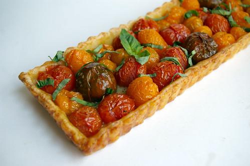 Roasted Tomato Tart II
