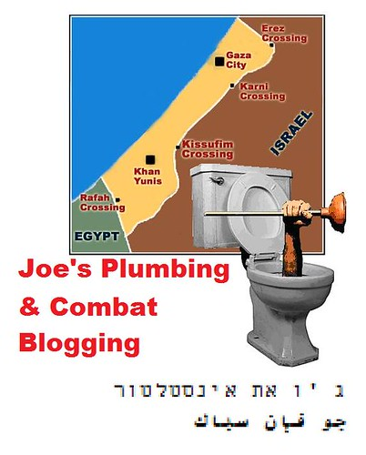 Joe the Plumber Plunges into Gaza