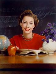 Teaching is a Full-Time Job (1/3)