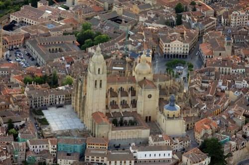 Vuelo en Globo por Segovia (14)