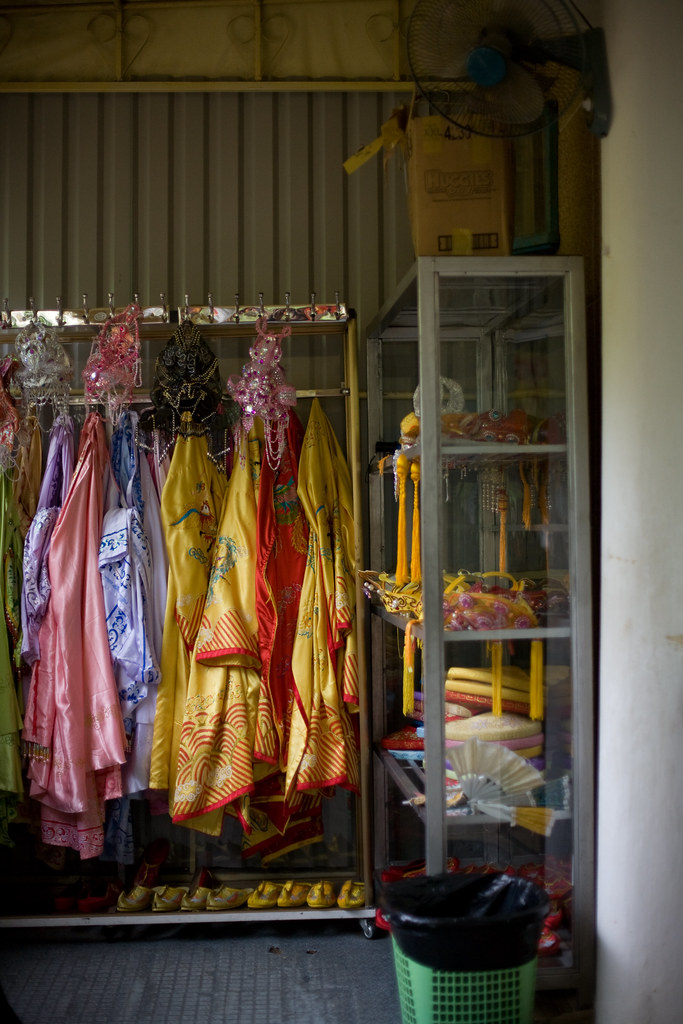 The Queen's Clothes