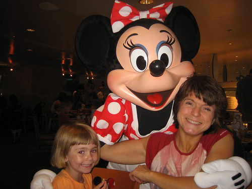 Minnie was a real sweetheart!