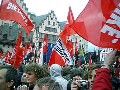Wir zahlen nicht für eure Krise - Frankfurt (12)