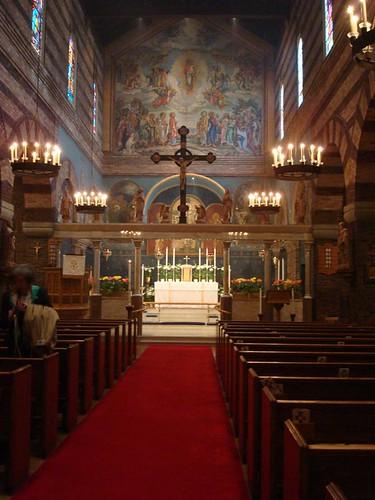 St. Mark Altar