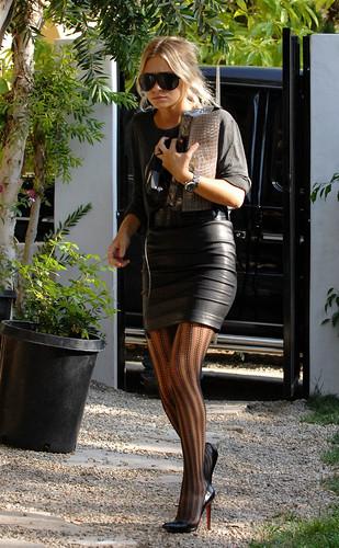 Pantyhose Celebrities Ashley Olsen In Pantyhose