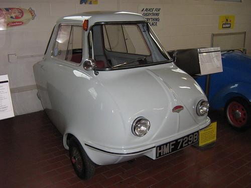 1964 Scootacar MkII De Luxe