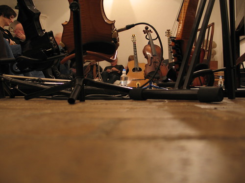 John Etheridge / Christian Garrick Duo at Kettle's Yard by Dumbledad on flickr
