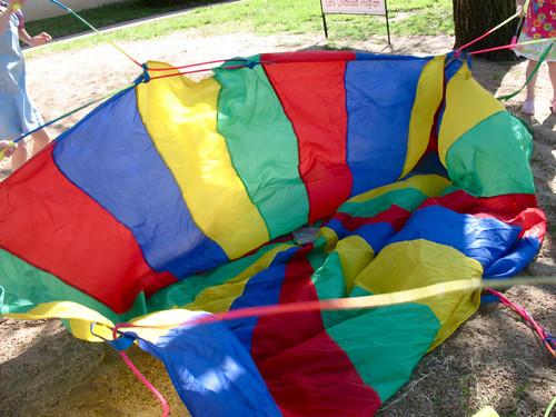 trampoline problem solving