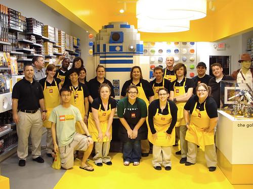 LEGO store grand opening in Frisco, Texas sets record in sales ...