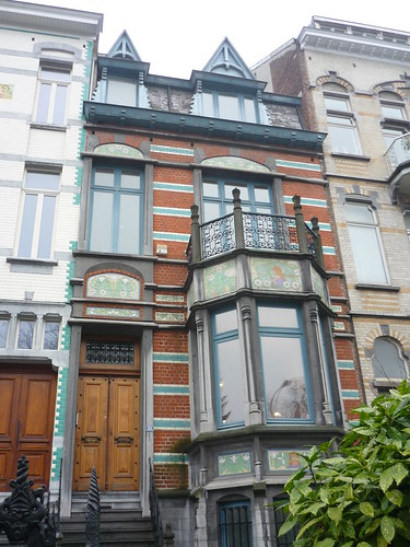 Brussels house