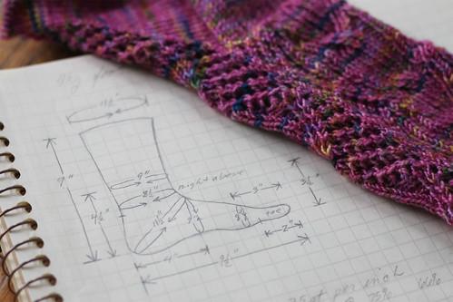 Sock-Math