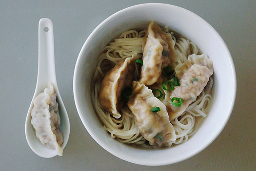 Jiao Zi: A Soupy Affair