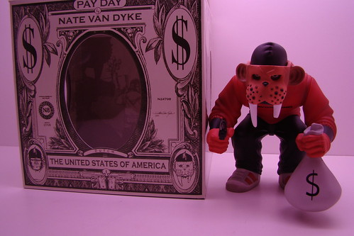 n8 van dyke orange hoody payday