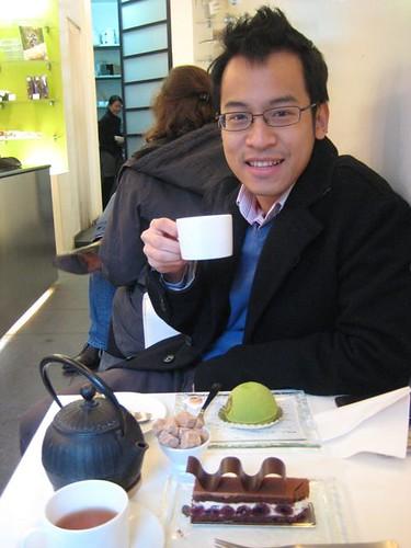 �ีปวร เค้กชาเขียว และชา�าโ�กิ (ปวรคงพ�ใจที่ให้ลงรูปมัน �ิ�ิ)