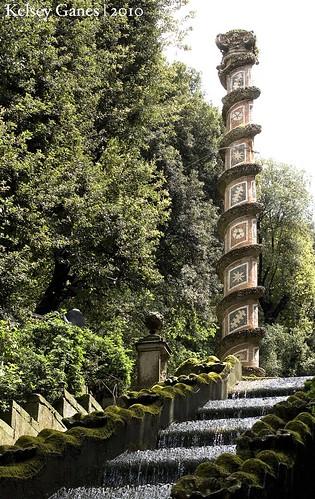Villa Aldobrandini - Catena d'Acqua
