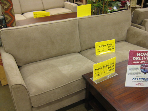 Cost Plus World Market sofa
