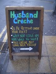 Husband Crèche