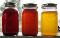 3 batches of Maple Syrup