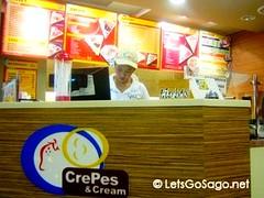 CrePes & Cream - Megamall
