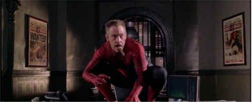 j.j. jameson - spider-man por ti.
