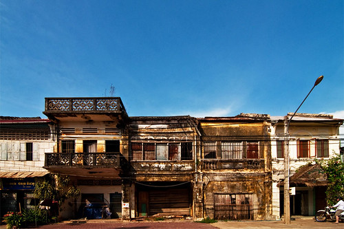 laid-back town of Kampot