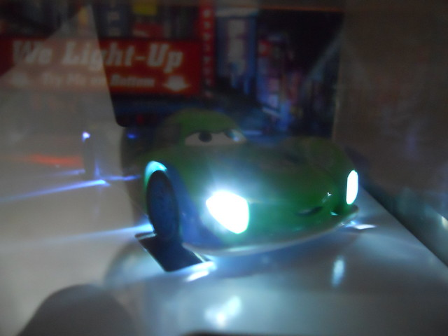 disney store cars 2 light ups diecast racers (5)