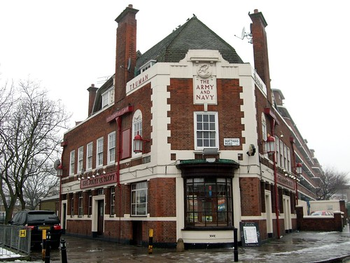 The Army and Navy (Stoke Newington N16)