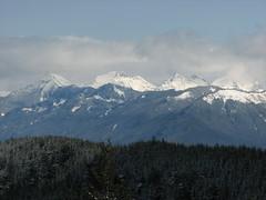 Vedder Ridge, 29 Mar 2009