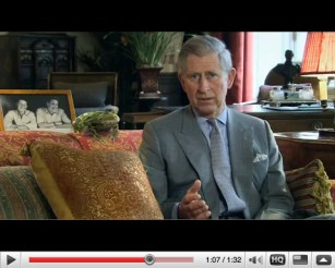The Prince's Rainforests Project Awareness Campaign Video