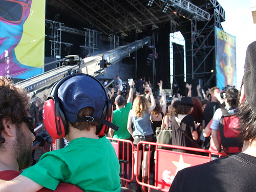 Kitty, Daisy and Lewis at Primavera Sound