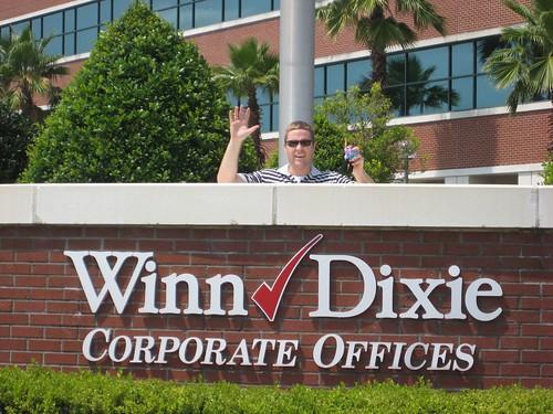 Spock at Winn-Dixie 2