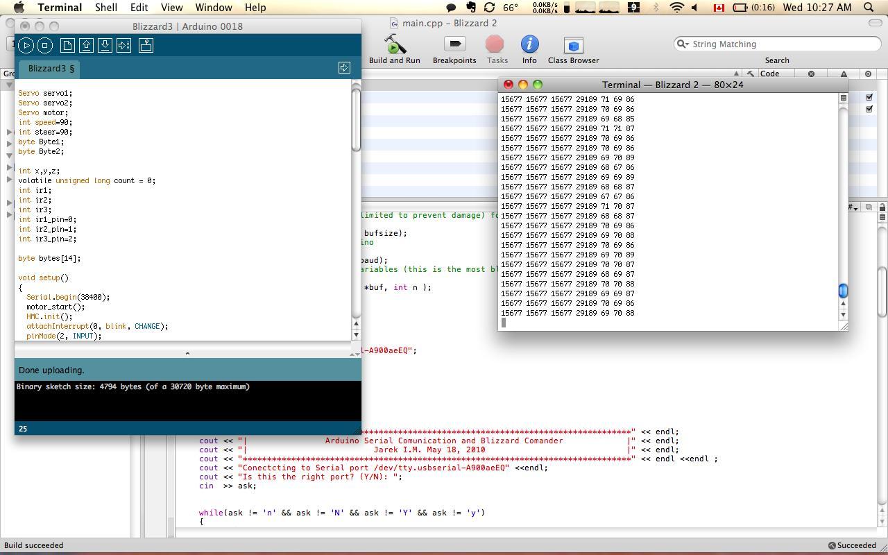 Arduino to Processing, via Serial