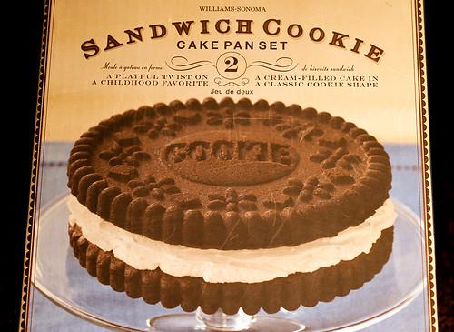 Cake-Cookie Pan Box